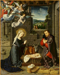 Božić rođenje Isusovo 1