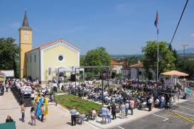 Crkva Viškovo-proslava