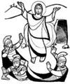 Isus i Čuvari groba